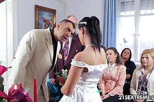 Scandalous Wedding Super-naughty Satan