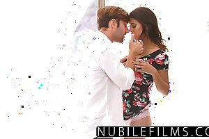 NubileFilms - Monster beef whistle for exxxtra diminutive babe