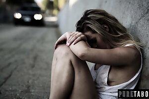 Homeless Teen Virgin Meets Hung Rich Benefactor – Internal ejaculation